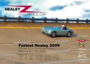 Fasters Healey poster: 594 x 420mm limited edition signed photographic quality poster from www.crucialimage.org.uk